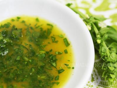curry basil dressing