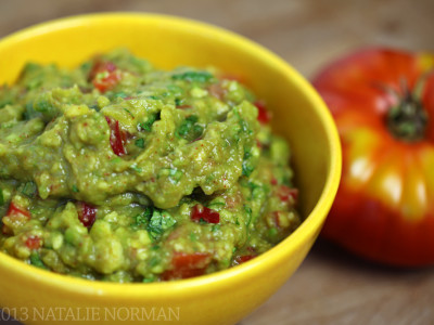 Hot-n-Spicy Southwestern Guacamole