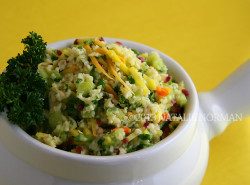 Curry Vegetable Couscous