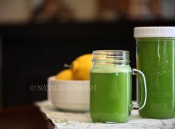 Bloat-Buster Green Juice