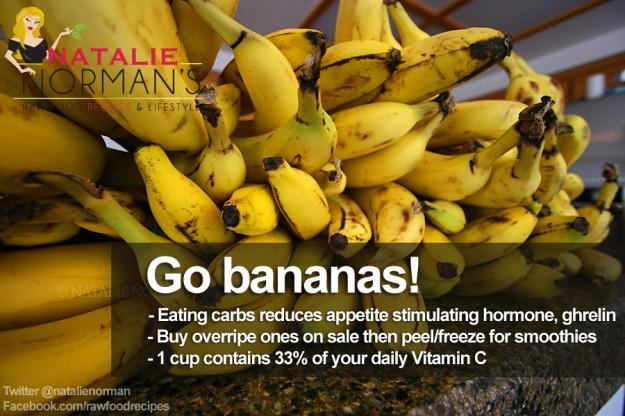 ghrelin-carbs-bananas