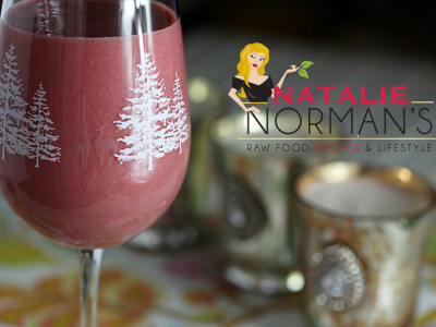 winter-pomegranate-smoothie