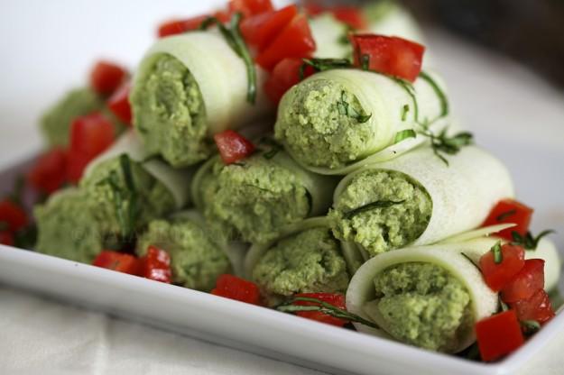 Manicotti-con-Pesto-di-Broccolo-Romanesco