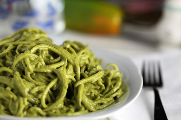 southwestern-creamy-pesto-pasta