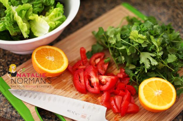 Keep Raw Foods Simple