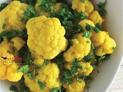 cauliflower-steamed