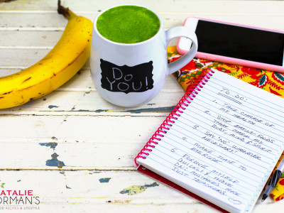 Taking care of YOU: Easy Green Smoothie Recipe for Beginners