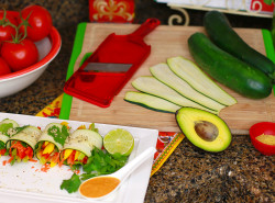 Easy Raw Food Vegan Meals