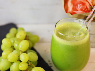 Green Smoothie by Natalie Norman Raw Vegan Expert