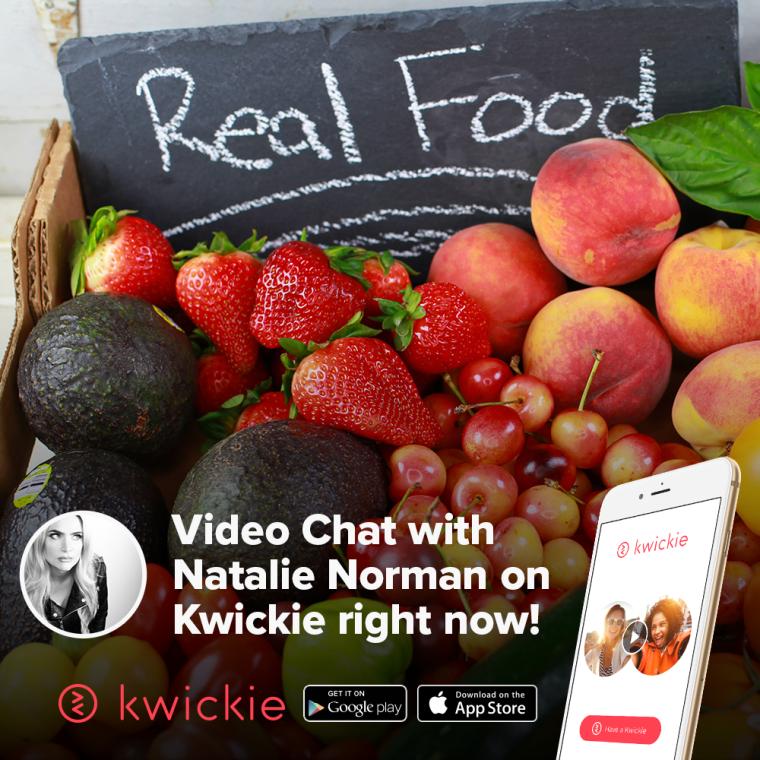 Chat with Raw Vegan Expert Natalie Norman