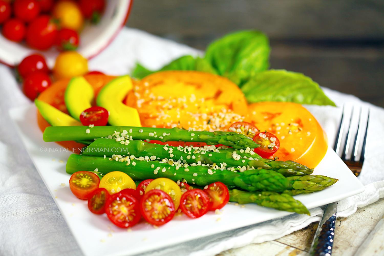 Introducing Raw Vegan Fusion Cuisine Natalie Norman