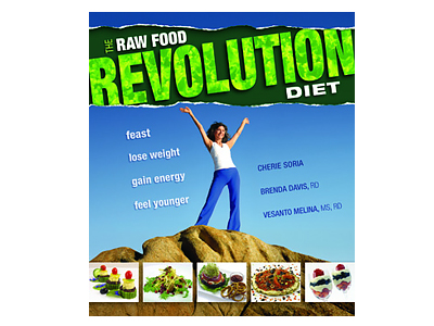 Raw Food Revolution Book