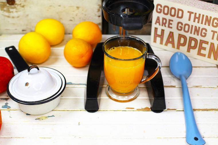Easy Citrus Juice Press Machine