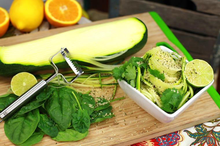 Natalie Norman Hand Slicer Tool for Making Vegetable Noodles