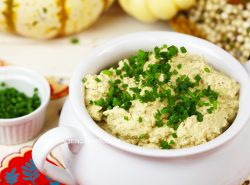 Raw Vegan Mashed Potatoes