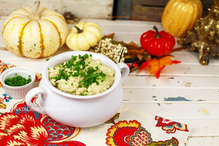 Raw Vegan Holiday Recipes: Mashed Potatoes