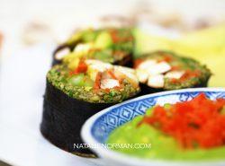 Southwestern Sushi